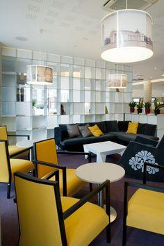NOVOTEL | VILNIUS hotel interior design by Dalia Mauricaite, Nauris Kalinauskas