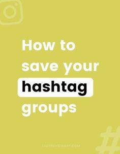 Instagram Hashtag, Instagram Bio, Instagram Accounts, Instagram Preview App, Instagram Marketing Tips, Gain Followers, Ways To Save, Photography Tutorials, Social Media Tips