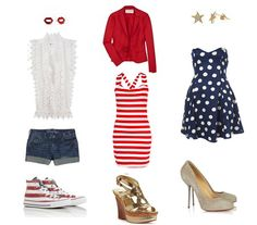 Cute Fourth of July Outfits | What-to-Wear-4th-of-July-1