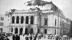 Calendar 12 decembrie - În 1944 bunurile Teatrului Naţional din Bucureşti au fost cedate ruşilor, în contul despăgubirilor de război reglementate de Convenţia de Armistiţiu semnată la Moscova, la 12 sept. 1944