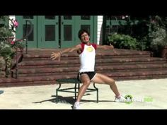 Chest-Deep Water Exercises for Thighs & Rear - YouTube