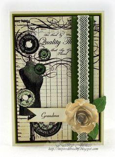 Card designed by Kathy Jones