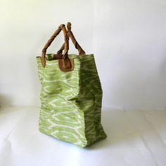 Bayong Ikat Tote Bag