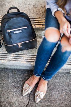 When Moms Go Back to School - Leanne Barlow of Elle Apparel