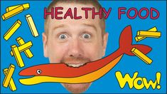 Healthy Food for Steve and Maggie | Magic English Stories for Kids | Car...