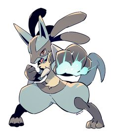 No larger size available Mega Lucario, Lucario Pokemon, Pikachu, Pokemon Alola, Pokemon Fan Art, Cool Pokemon, Pokemon Stuff, Best Pokemon Ever, Fanart