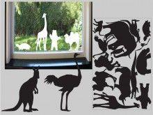 stickervel dierentuin