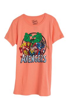 dELiAs > Avengers Group Circle Tee > tops > graphic tees > view all graphic tees