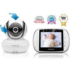✰ #Motorola Dijital #Bebek Kamerası ✔ http://www.sepetsepetyumurta.net/Motorola-MBP36S-Dijital-Bebek-Kamerasi-300-Mt,PR-487584.html
