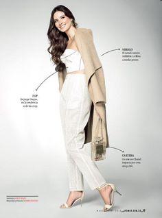 ''Me gusta que la ropa deje ver lo que soy'' @TalianaV y su exquisita visión de la #Moda en http://bit.ly/1DkRVfM