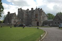 Castle Leslie in Ireland!