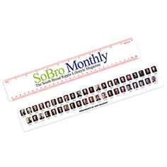 - Norwood by BIC Graphic - Presidents Ruler. #promoproducts