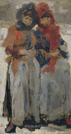 israels israels jozef israëls jozef dutch 1824 1911 realist painter