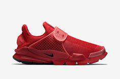 Nike Sock Dark Sport Red