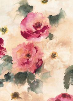 Poesie 4-926 | Wellness / Floral Wall Murals | Komar PhotoMurals Australia