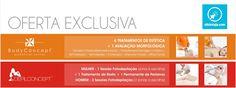#BodyConcept e #DepilConcept - Na compra de um pacote turístico, um mimo exclusivo para os nossos clientes... https://plus.google.com/+ClickViajaMonteBurgosPorto/posts/fE4tEQxjjKR