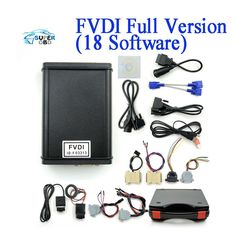 328.99$  Watch here - http://alir0r.worldwells.pw/go.php?t=32595957460 - 2017 High Quality FVDI Full Version (Including 18 Software) FVDI ABRITES Commander FVDI Diagnostic Scanner in stock