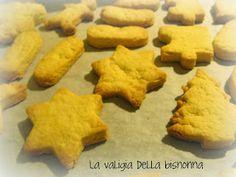 La valigia della bisnonna: BISCOTTINI SEMPLICI / Christmas cookies