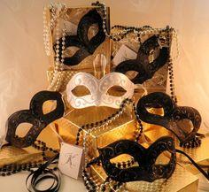 Bachelorette Masquerade