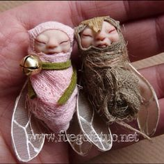 Cutiest baby fairies ever !