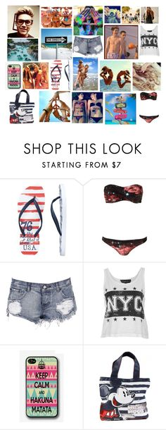 """""""beach with NIALL HORAN"""" by ariadna-boix ❤ liked on Polyvore featuring Itsy Bitsy, Old Navy, Wonderland, OneTeaspoon, Topshop and Loungefly"""
