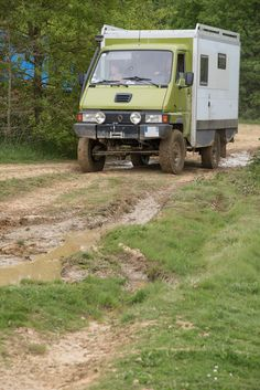 Tikal, Camper Caravan, Campers, Expedition Car, Iveco Daily 4x4, Muscle Truck, Van Life, Motorhome, Recreational Vehicles