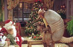 Jennifer Aniston, Courteney Cox, Matt LeBlanc, and Ben Stiller in Friends (1994)