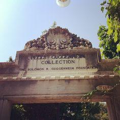 Collezione Peggy Guggenheim in Venezia, Veneto.