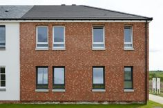 ERACO project, Plot 9, BRE Ravenscraig.  To find an effective way of thermally and acoustically upgrading Scotland's poorly performing existing housing stock. The building on Plot 9, replicates one of the worst examples, the '4-in-a-block' apartment format.