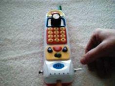 circuit bent Megcos Toy Phone