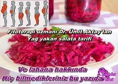Dr. Ümit Aktaş'tan yağ yakan tarif ve daha fazlası için tıklayınız. Detox, Vegetables, Vegetable Recipes, Veggies