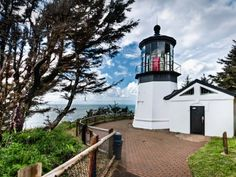 Cape Meares - Oregon Coast Visitors Association