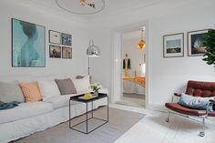 Hervorragend Lovely One Bedroom Apartment In Sweden | Interior Design Files