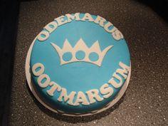 Logo taart Odemarus Ootmarsum