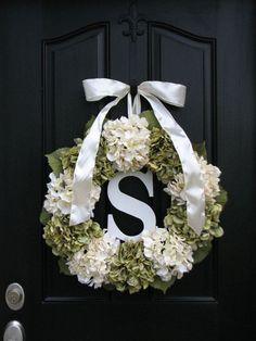 Wedding Wreaths Personalized by Elizabeth052612