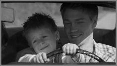 One Tree Hill - Lucas Scott (Chad Michael Murray) & Jamie Scott (Jackson Brundage)