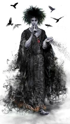 The Sandman by John Gallagher #TheEndless #Gaiman