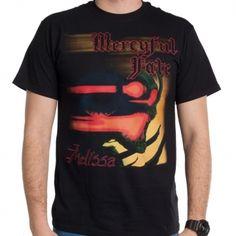 Mercyful Fate Melissa T-Shirt, $19.95 (http://www.rockshopmusicandcomics.com/mercyful-fate-melissa-t-shirt/)