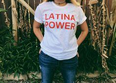 Immigration Shirts  Latinx Power  Latinx Shirt  Latina