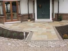paving designs for driveway on second empire homes - Google Search