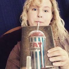 Got a little thirsty.... #bookface