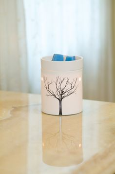#Scentsy Premium Mid-size Warmer - Tilia  amandabetzer.scentsy.us