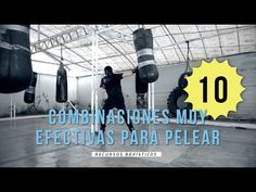 10 combinaciones efectivas para pelear - YouTube Training Pads, Videos, Youtube, Color Combinations, Training, Exercises, Youtubers, Youtube Movies