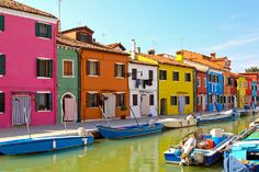 Burano Island, Taliansko