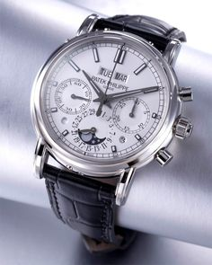 Patek Philippe 5204 Split-Seconds Chronograph with Perpetual Calendar
