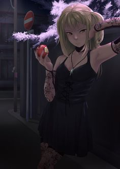 Shinigami Love Apples