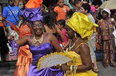 En la hermosa zona del caribe podrás bailar ritmos como Socca.
