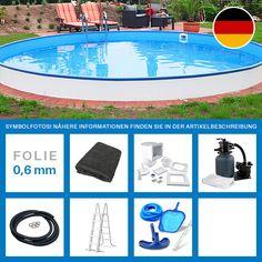 styropool rechteck becken 1 50m tief 4x8m pool sandfilter pinterest. Black Bedroom Furniture Sets. Home Design Ideas