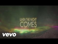 ELO - When the Night Comes (Jeff Lynne's ELO - Lyric Video) - YouTube