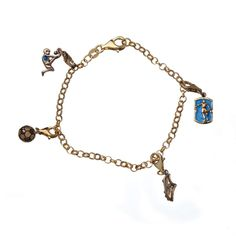 14k Football Bracelet Charm Sport Jewelry Ball Sterling Silver 925 Identity Disc #Handmade #Sport